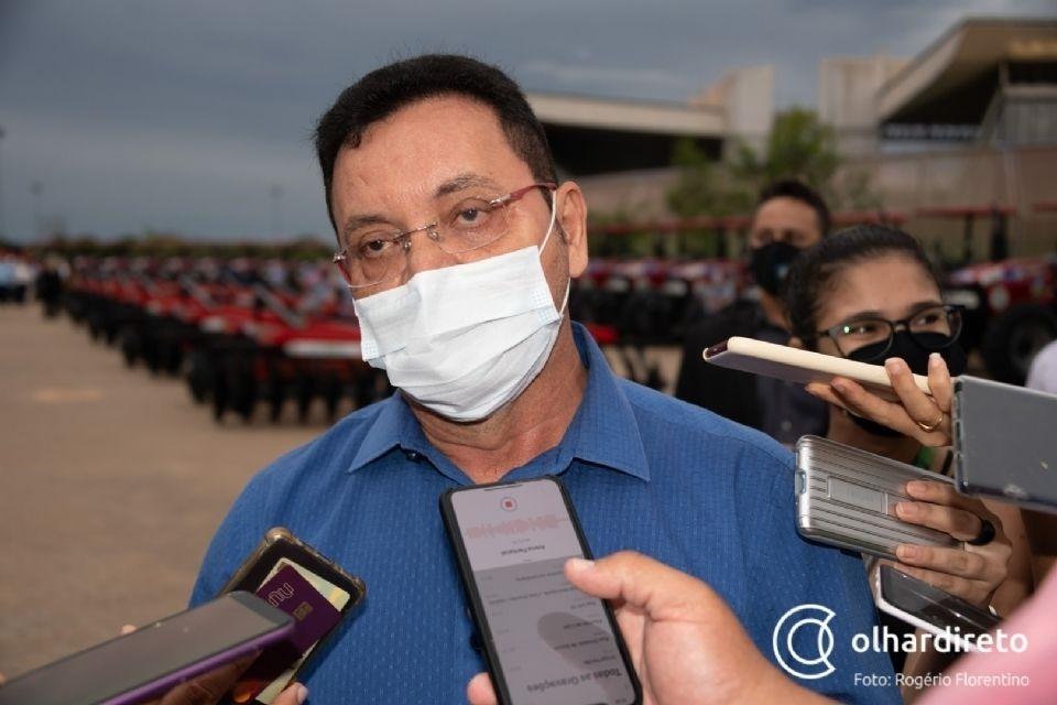 Botelho defende que DEM tenha candidato próprio à Presidência e avalia positivamente nome de Mandetta