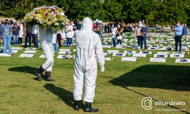 Em Cuiabá, 75% das pessoas que morreram por Covid-19 apresentavam comorbidades