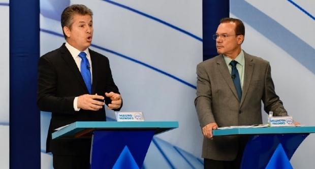 Candidatos levam troca de acusações do último debate ao Governo para as redes sociais