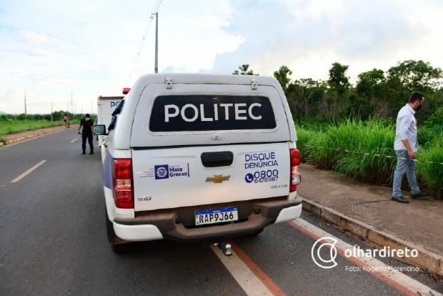 Dois criminosos morrem em troca de tiros com a Rotam em Cuiabá