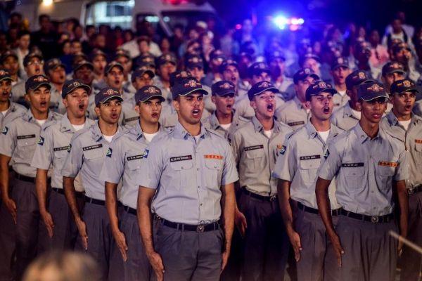 Governo convoca todos os aprovados do concurso da Polícia Militar