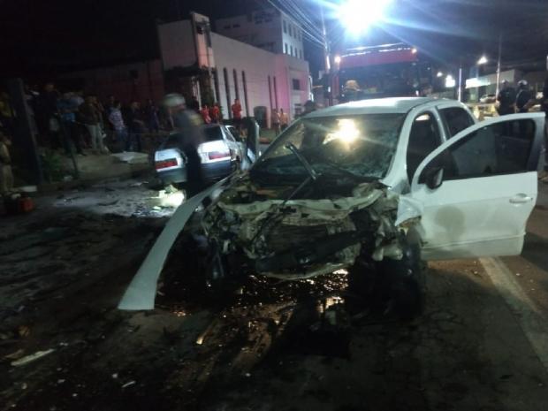 Indiciado motorista que matou dois na FEB ao andar na contramão; homem trabalha com Uber