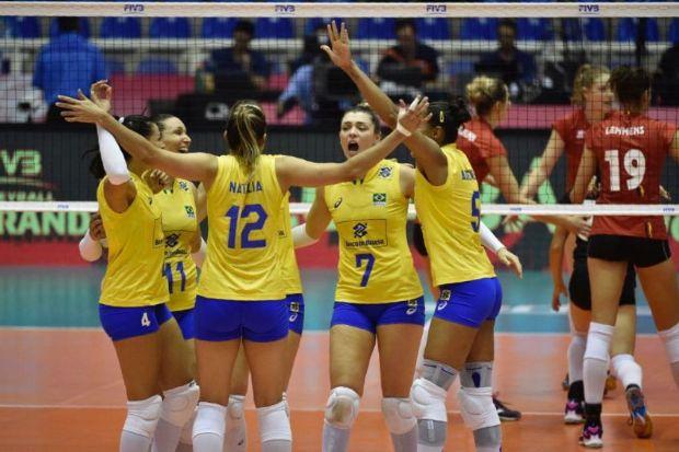 Com calor da torcida, Brasil vence a Bélgica por 3 a 0 em Cuiabá; veja fotos e como foi