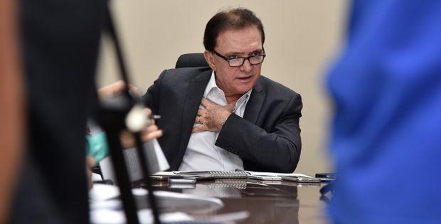 Antônio Joaquim promete investir em inteligência e base estratégica na fronteira para melhorar segurança