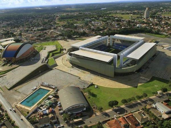 Com futebol virtual no PS4 jogos universitários vão aproveitar espaço no Complexo Arena Pantanal