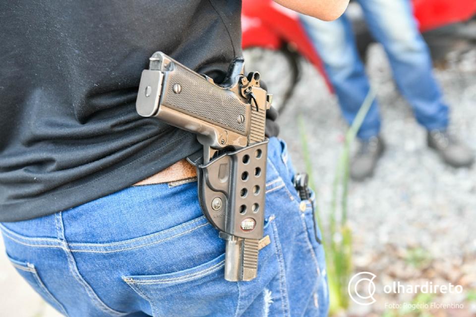 Homem de 45 anos é assassinado com tiro no tórax em Várzea Grande