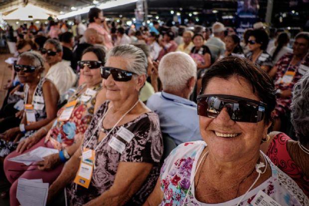 Caravana realiza mais de 73 mil atendimentos em São José dos Quatro Marcos