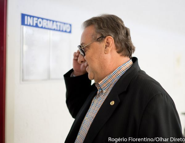 """Romoaldo afirma que Silval """"herdou"""" contas de outros políticos e destaca problema no modelo eleitoral"""