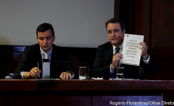 Paulo Brustolin descarta rombo, mas anuncia ações para recuperar quase R$ 200 milhões