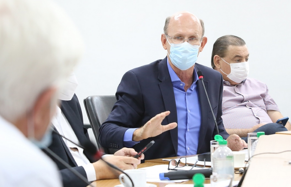"""Avallone diz que CPI vai insistir em prestação de contas da Aprosoja: """"independente se o dinheiro é privado, a lei é da AL"""""""