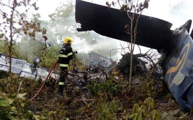 Americano vítima de acidente aéreo é presidente de empresa de aviões agrícolas; decolou de MT