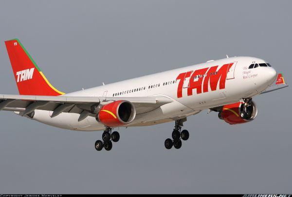 TAM oferece voos regionais