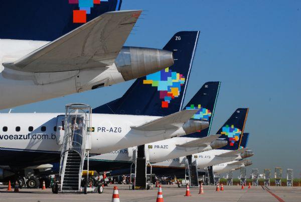 Azul solicita novos voos ligando Cuiabá a Rondonópolis e Sinop; Alta Floresta perde um  (veja)