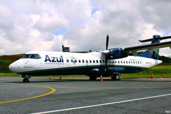 Azul solicita nova data para iniciar voo internacional entre Cuiabá e Bolívia