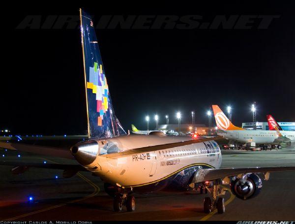 Em meio a crise, Azul cancela voos saindo de Cuiabá para Ribeirão Preto, Maringá e Porto Alegre