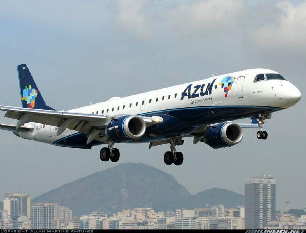 Azul inicia quatro voos de MT para 5 Estados e Passaredo solicita novos destinos;  veja novidades