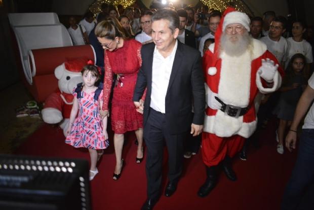 """Mauro não garante pagamento do 13º em dezembro: """"ainda não posso anunciar"""""""