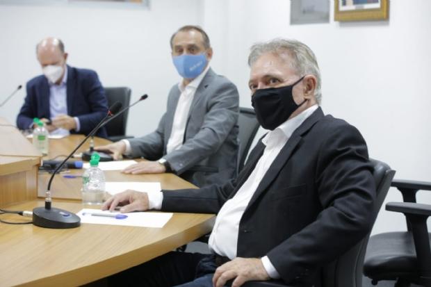 Deputados elogiam Antônio Joaquim e comemoram volta da CPI da sonegação fiscal