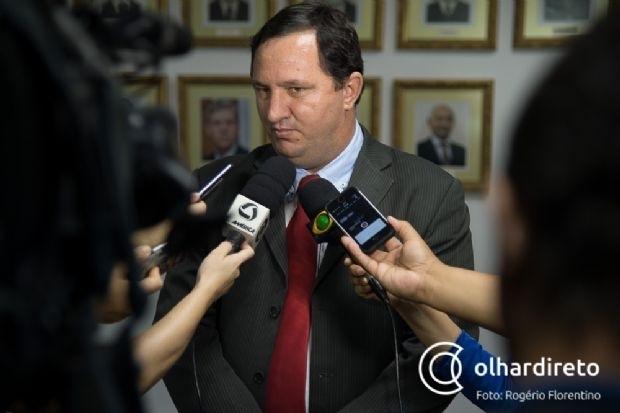 Deputado Valdir Barranco volta ao semi-intensivo para monitoramento da capacidade respiratória