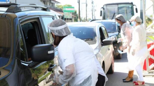 Barreiras sanitárias serão instaladas em rodovias nas entradas de Cuiabá a partir de quarta-feira