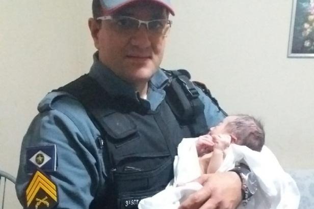Recém-nascido é abandonado dentro de caixa de papelão em Cuiabá