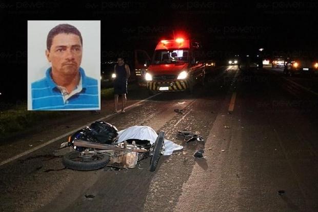 Mecânico é encontrado morto ao lado de motocicleta em rodovia