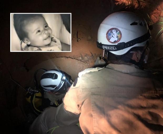 Em depoimento, casal que jogou bebê em poço afirma que criança morreu após tomar medicamento
