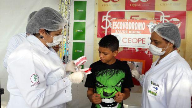 CRO realiza mais de 400 atendimentos em edição mato-grossense do 'Bem Estar'