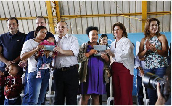 Lucimar defende reeleição de Pedro Taques: