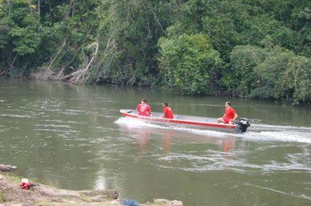 Criança de dez anos morre afogada quando brincava com as primas em rio