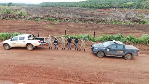Corpo de Bombeiros aplica multas de R$10 milhões por desmatamento ilegal