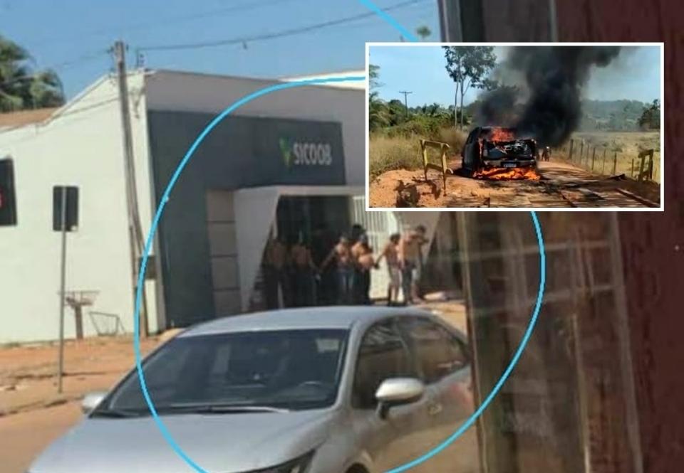 Quadrilha do 'Novo Gangaço' entra em confronto com a Polícia Militar