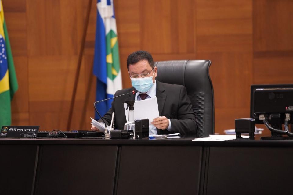 Botelho governador?