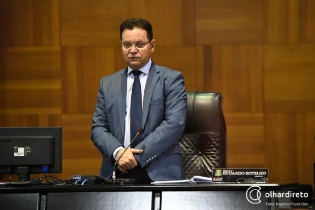 Botelho admite interesse em ser conselheiro do TCE e diz que AL prepara rito