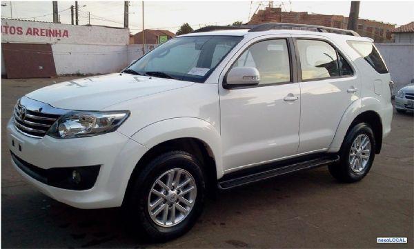 Toyota SW4 branca é alvo de 'preferência' de ladrões ...