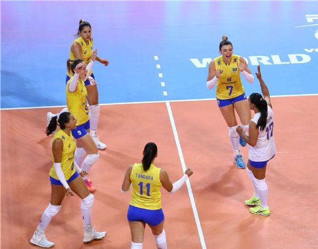 Cuiabá recebe jogos do Grand Prix de vôlei e será palco de Brasil e Estados Unidos;  veja valores de ingressos