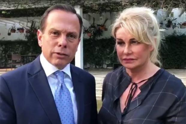 Doria, sobre suposto vídeo íntimo: 'vergonhoso', 'grotesco' e 'fake news'