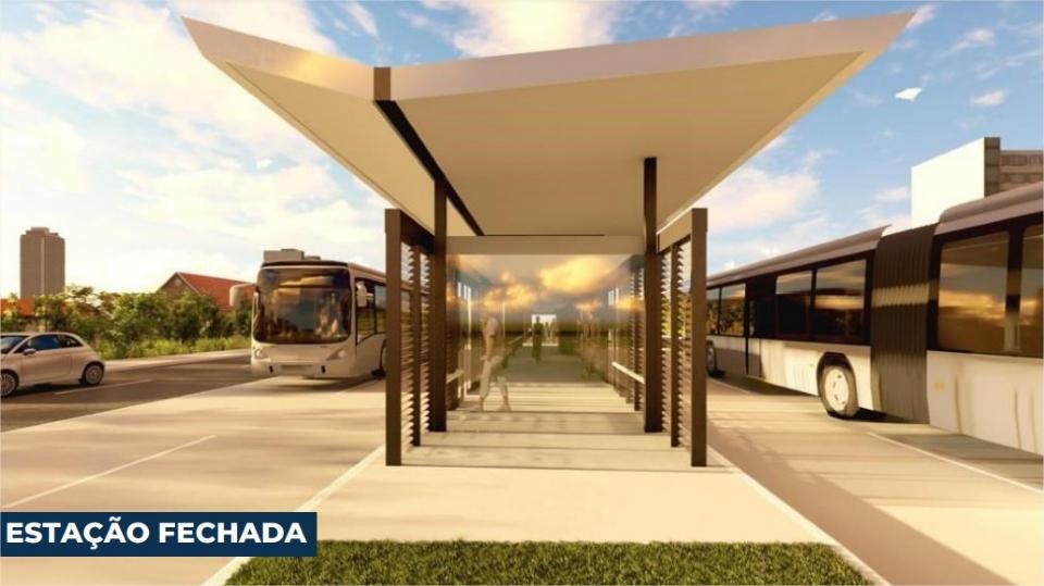 Veja onde e como ficarão todas as estações do BRT em Cuiabá e Várzea Grande