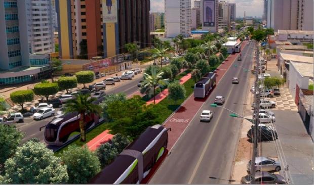 Governo amplia prazo de consulta pública sobre o BRT