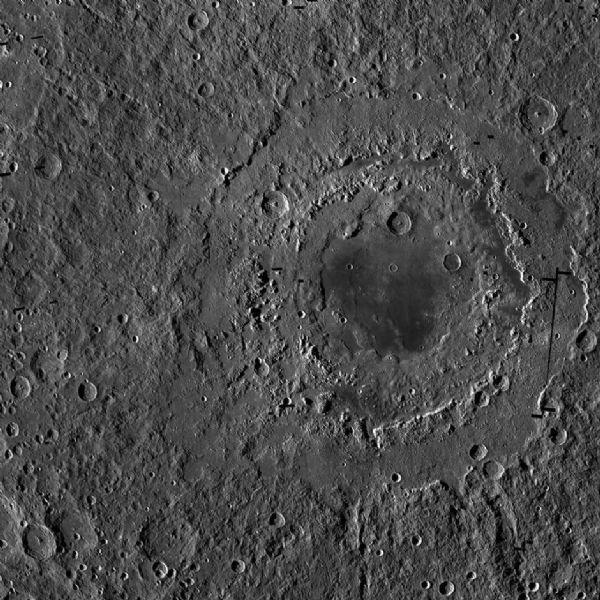 Cientistas revelam origem da maior cratera da Lua