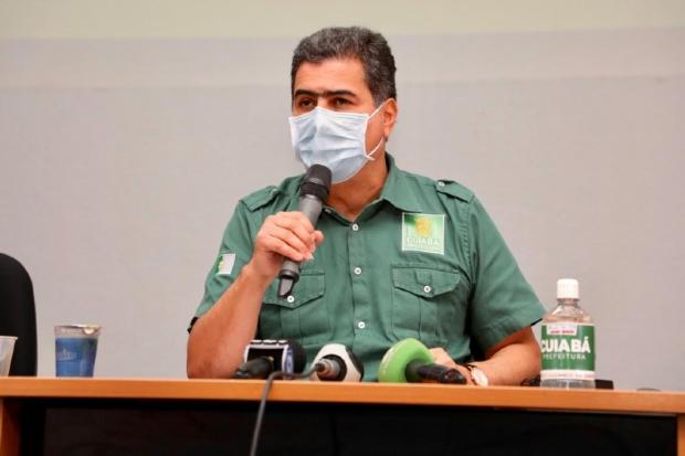 Emanuel prorroga vencimento do IPTU 2021 para o segundo semestre