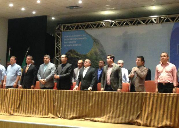 Conselho estadual de Turismo é criado em Mato Grosso; Taques planeja substituir Secretaria Adjunta por Secretaria do Estado