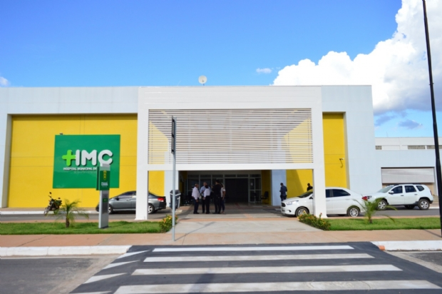 Vereadores vistoriam obras do novo Hospital Municipal de Cuiabá