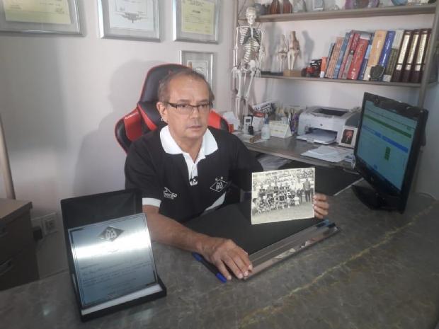 Mixto comemora 86 anos; médico do time conta que se tornou ortopedista para trabalhar no clube