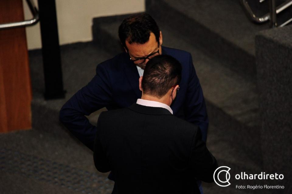 Lúdio diz que pedirá 'vistas' se previdência for votada no 'afogadilho'; Botelho acredita em sessão na quinta