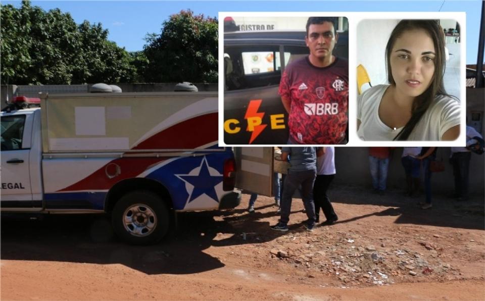 Suspeito de matar ex-namorada a facadas é preso em rodoviária tentando ir para o Maranhão