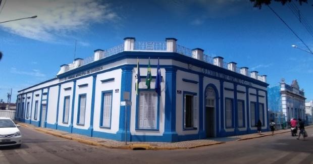 Câmara Municipal de Cáceres.