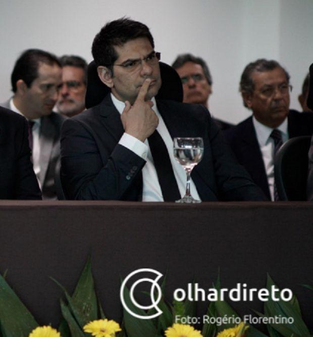 Campos Neto é o mais jovem dos conselheiros do TCE e se tornou presidente
