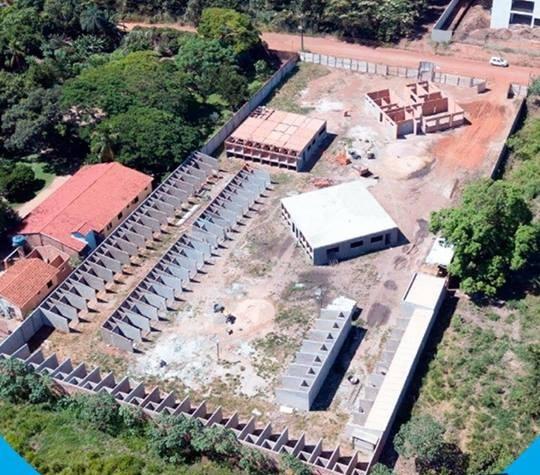Prefeitura investe R$ 3 milhões e constrói abrigo com capacidade para 500 cães e gatos