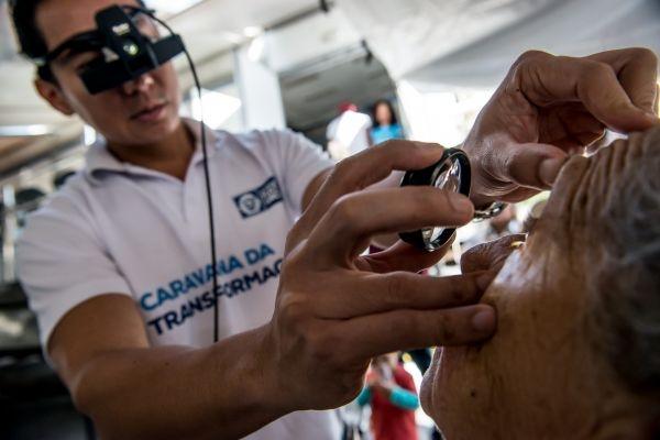 Governo não registrou 14 mil procedimentos da Caravana e quantidade de cobrança chega a quase 200%